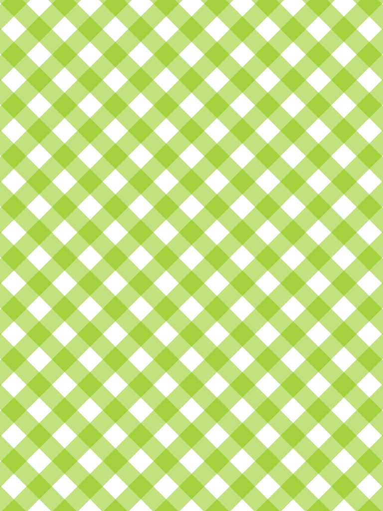 Simple Green Checkerboard Background Image
