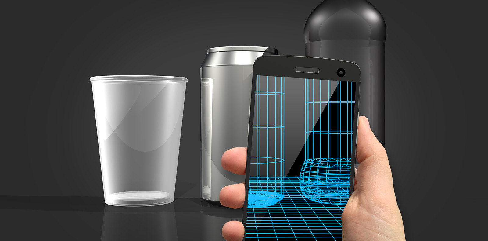 scanning objects with a smartphone