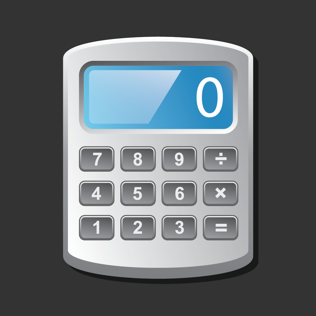 Calculator Icon Vector Png Vector Calculator Icon