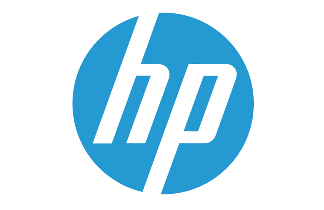 Vector Hewlett Packard logo source file | TrashedGraphics
