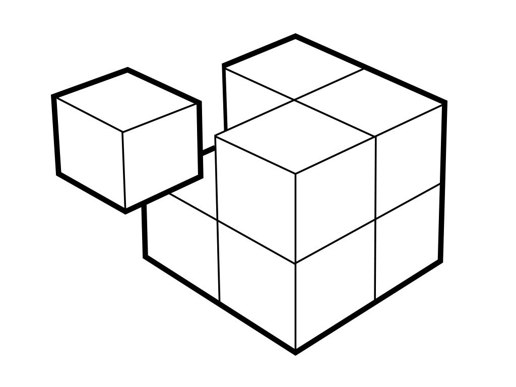 Cube image thumbnail