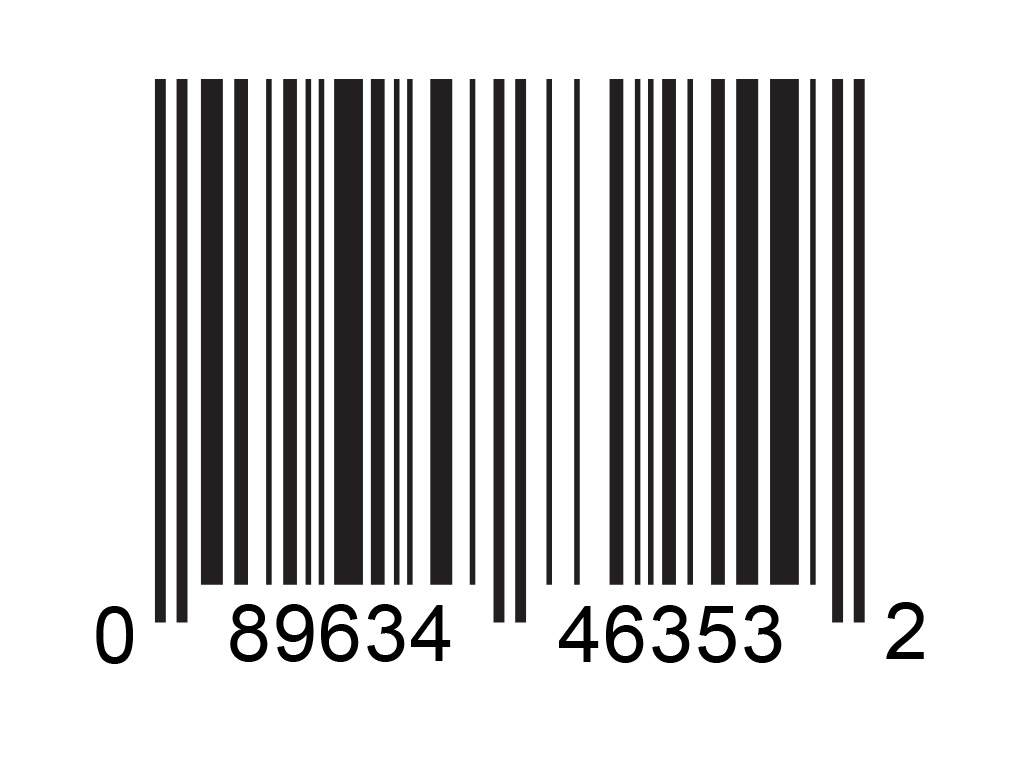 Barcode Lord Of The Rings