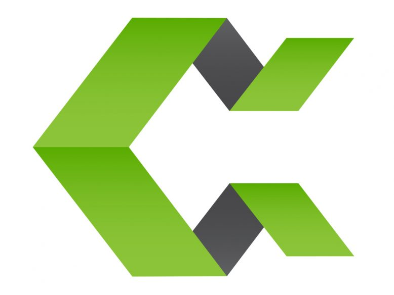 angular fish logo