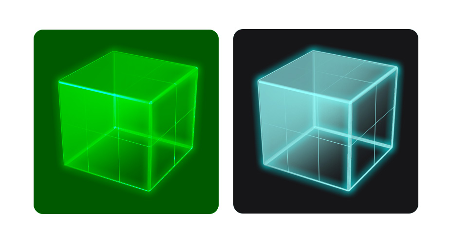 Cube source files