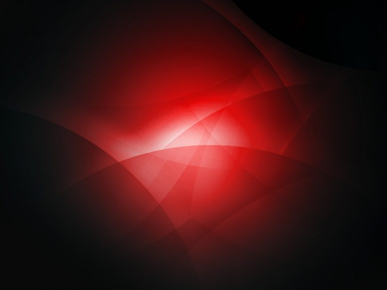 abstract red transparent circles background