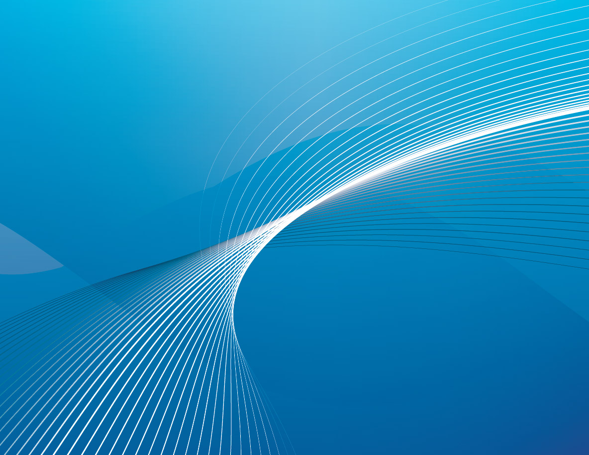 blue and white lines vector background