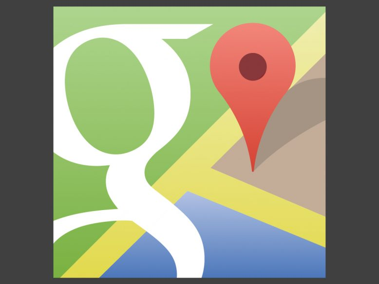Vector Google Maps icon