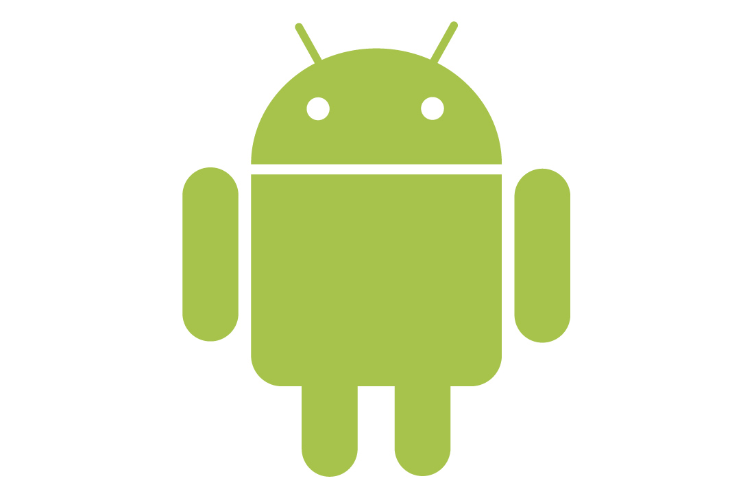 Vector Android robot logo
