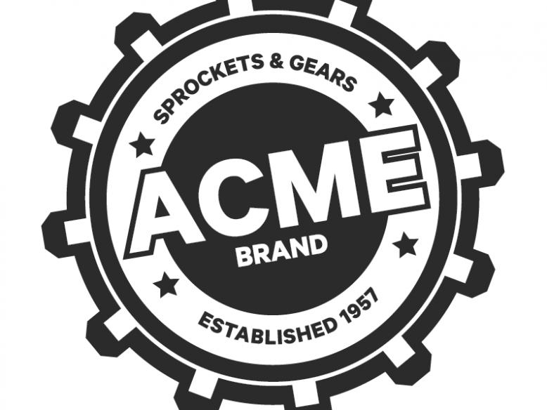 ACME sprocket and gear company