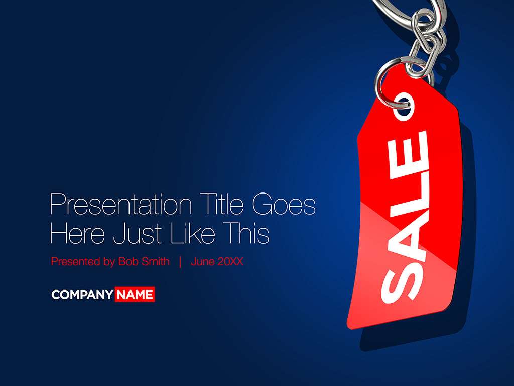 Sales PowerPoint template collection