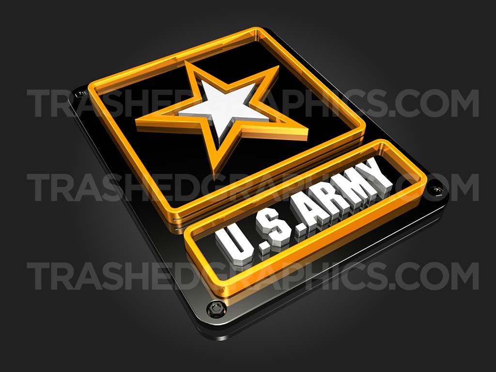 US army 3d logo