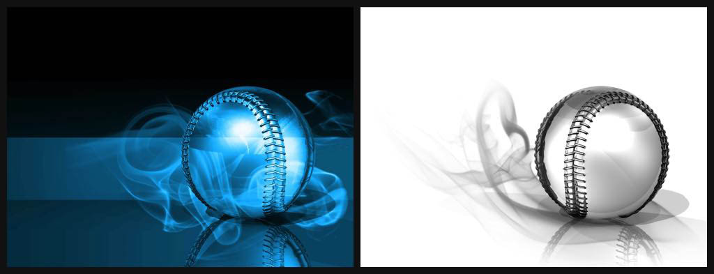 baseball renderings