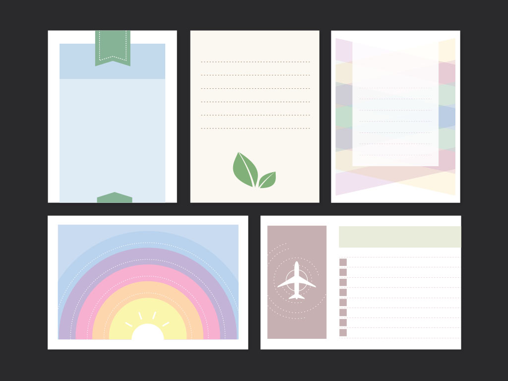 Scrapbook Cards Preview